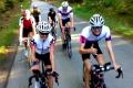 SUGAR & PAIN ENDLESS SEASON RIDE 17 Indian Summer, Rennrad und viel Espresso / Die Stimmung ist gut im hinteren Feld, auch noch nach 120 km © Stefan Drexl