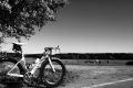 SUGAR & PAIN ENDLESS SEASON RIDE 17 Indian Summer, Rennrad und viel Espresso / Impressionen in black & white © Stefan Drexl