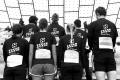 MARATHON MÜNCHEN 2017 SUGAR & PAIN TEAM Run Four Good mit Speed, Spirit und viel Spass / So hat die Konkurrenz die beiden Marathonstaffeln von hinten gesehen © Stefan Drexl