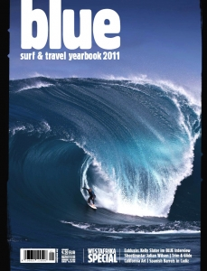 BLUE Surf and Travel Yearbook 2011