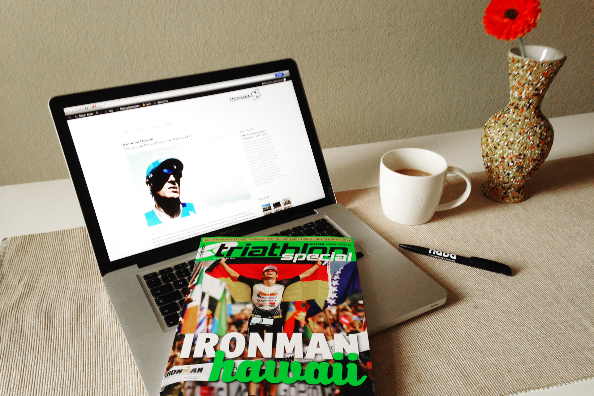 Triathlon special 2/2014: Ironman Hawaii jetzt im Handel