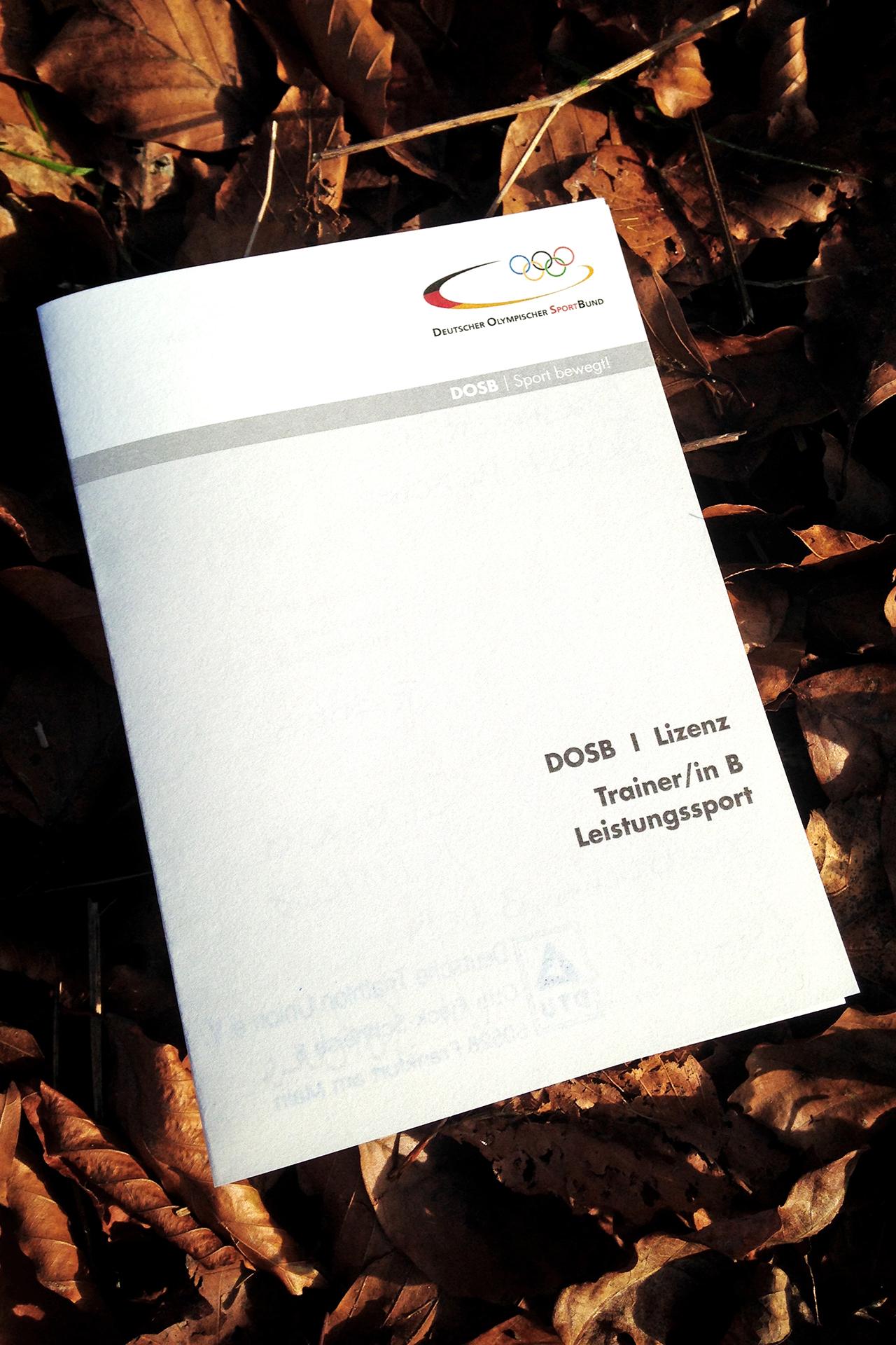 LICENSE TO ROCK - DTU Trainer-B Leistungssport erfolgreich absolviert