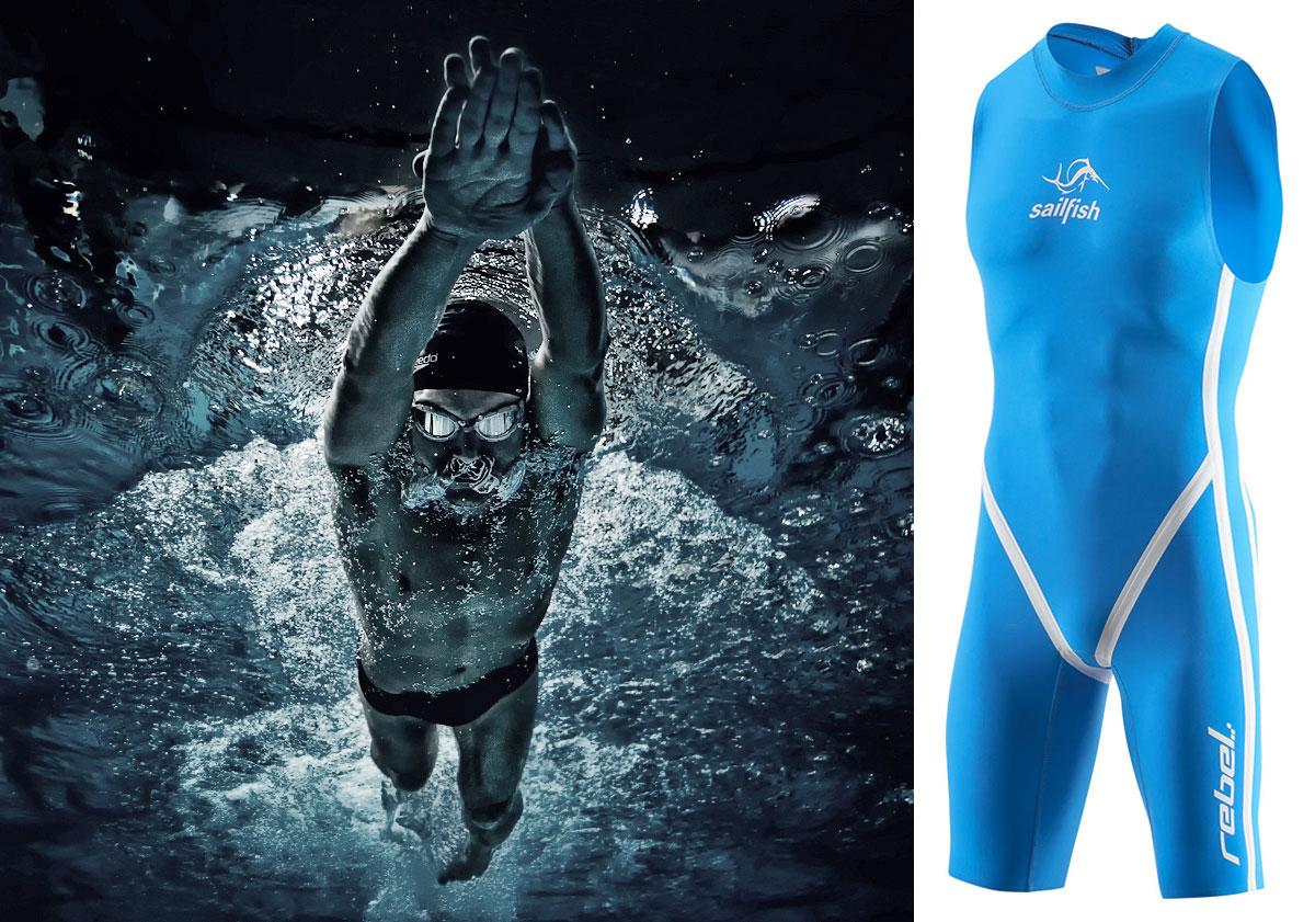 SAILFISH Rebel Swimskin: Die zweite Haut für schnelle Schwimmzeiten im Praxistest