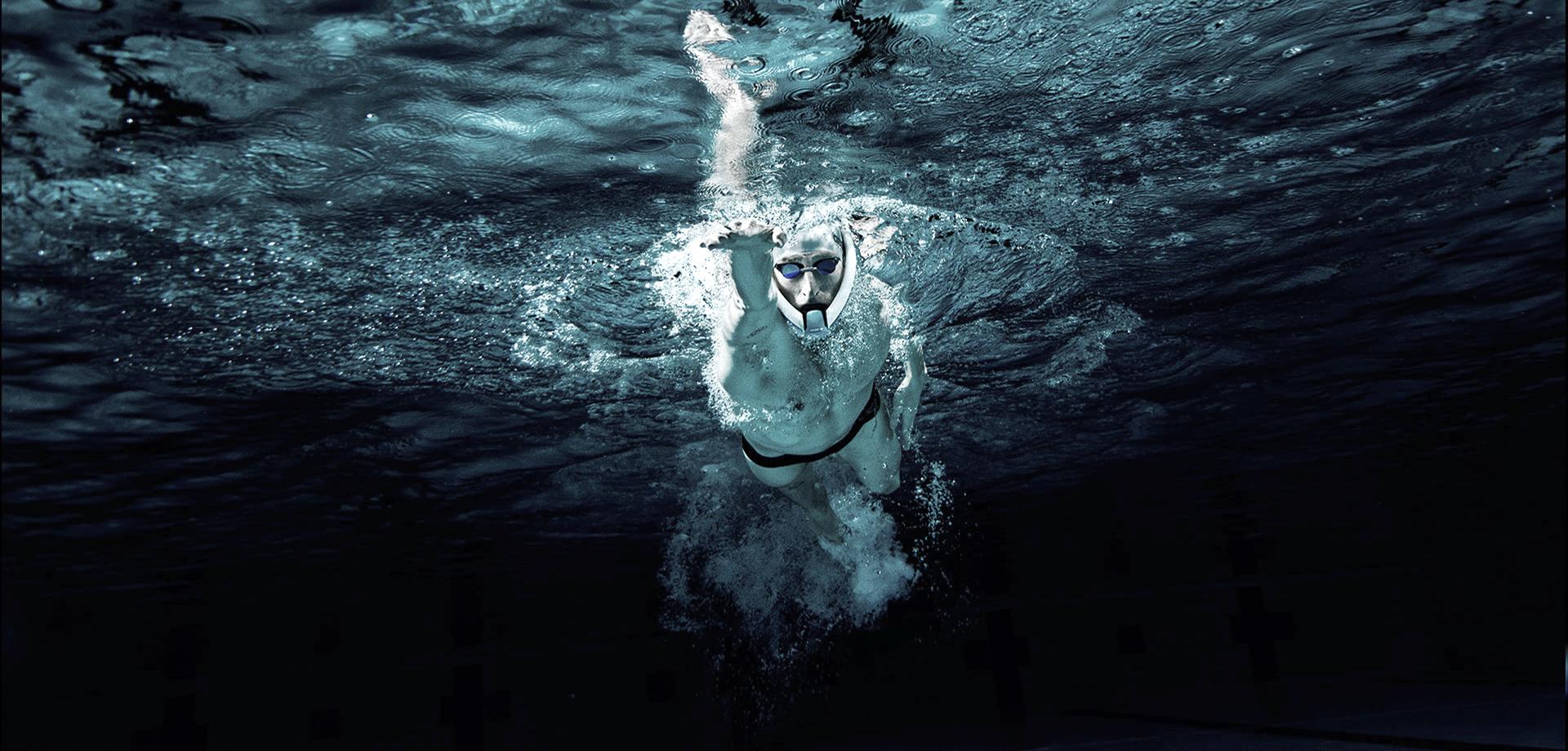 Ameo Powerbreather: Im Wasser atmen und schwimmen wie ein Fisch