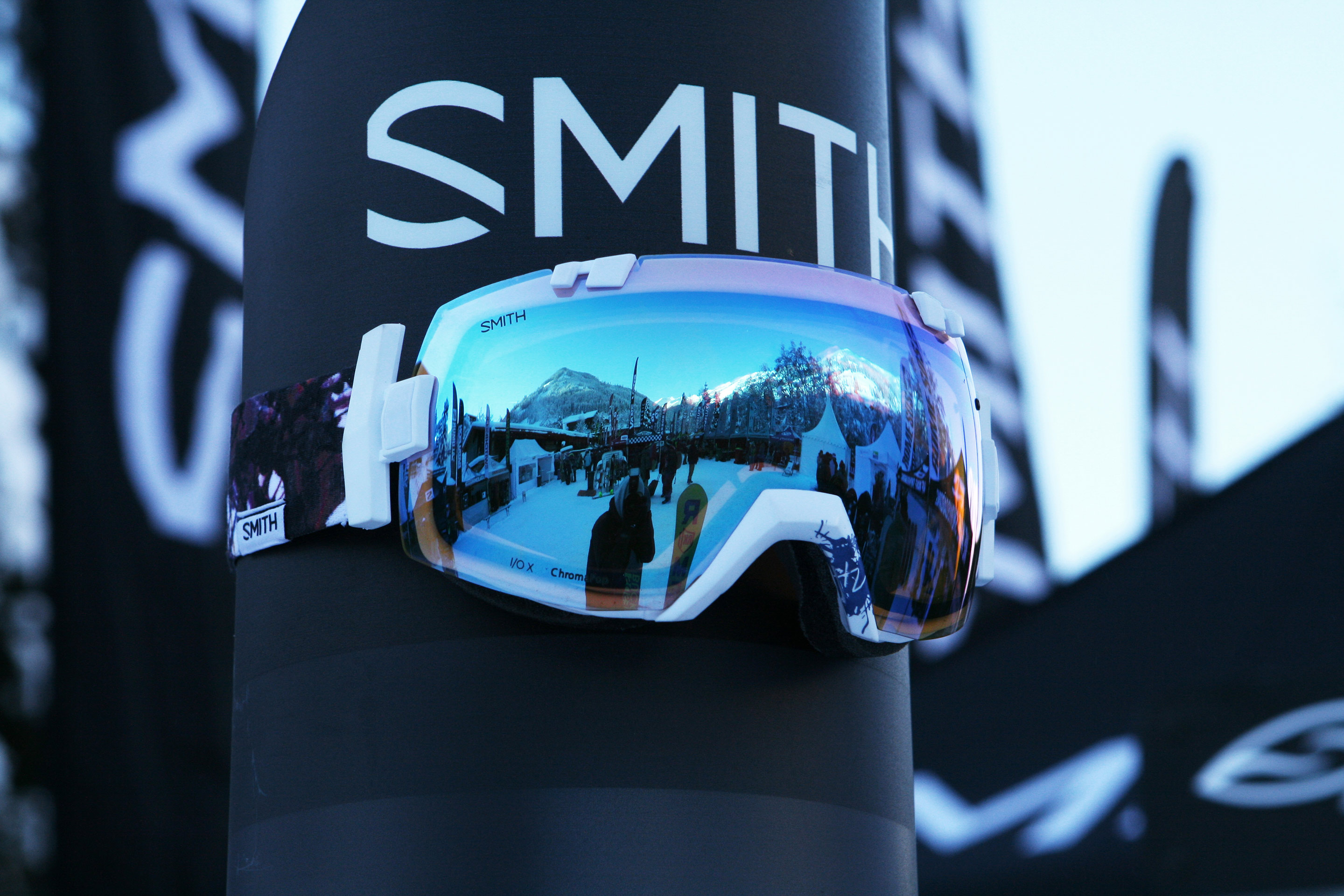 Shops 1ST Try 2016: SMITH I/OX Chroma Pop Goggle © Stefan Drexl