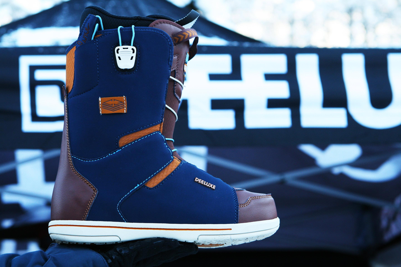 Shops 1ST Try 2016: DEELUXE Joyce Snowboard Boot © Stefan Drexl