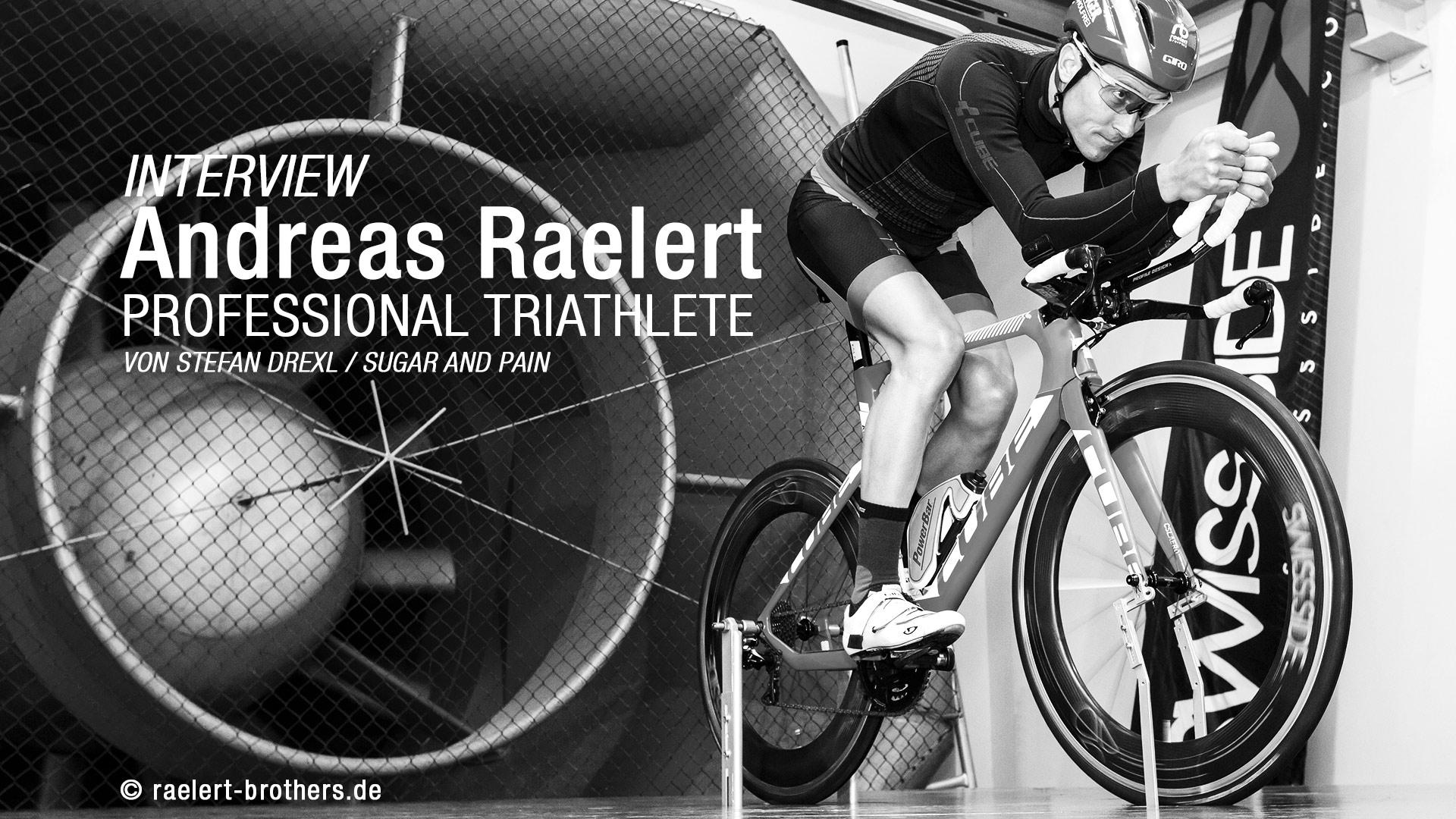 """Interview Andreas Raelert, Professional Triathlete: """"Mit effizientem Training und der richtigen Balance auf den Kona-Thron"""""""