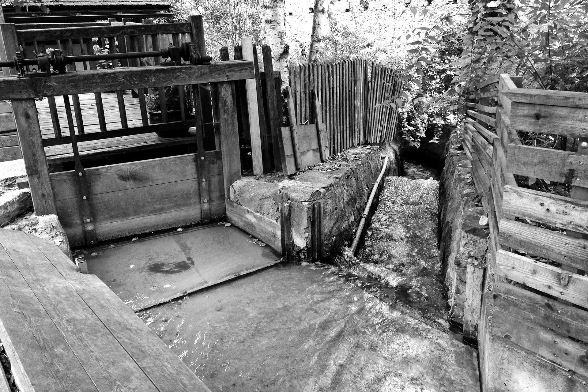 DAS STILFSER JOCH 48 Kehren in Fels gemeisselt / Das Gerberviertel des rätoromanischen Städtchens Glurns © stefandrexl.de