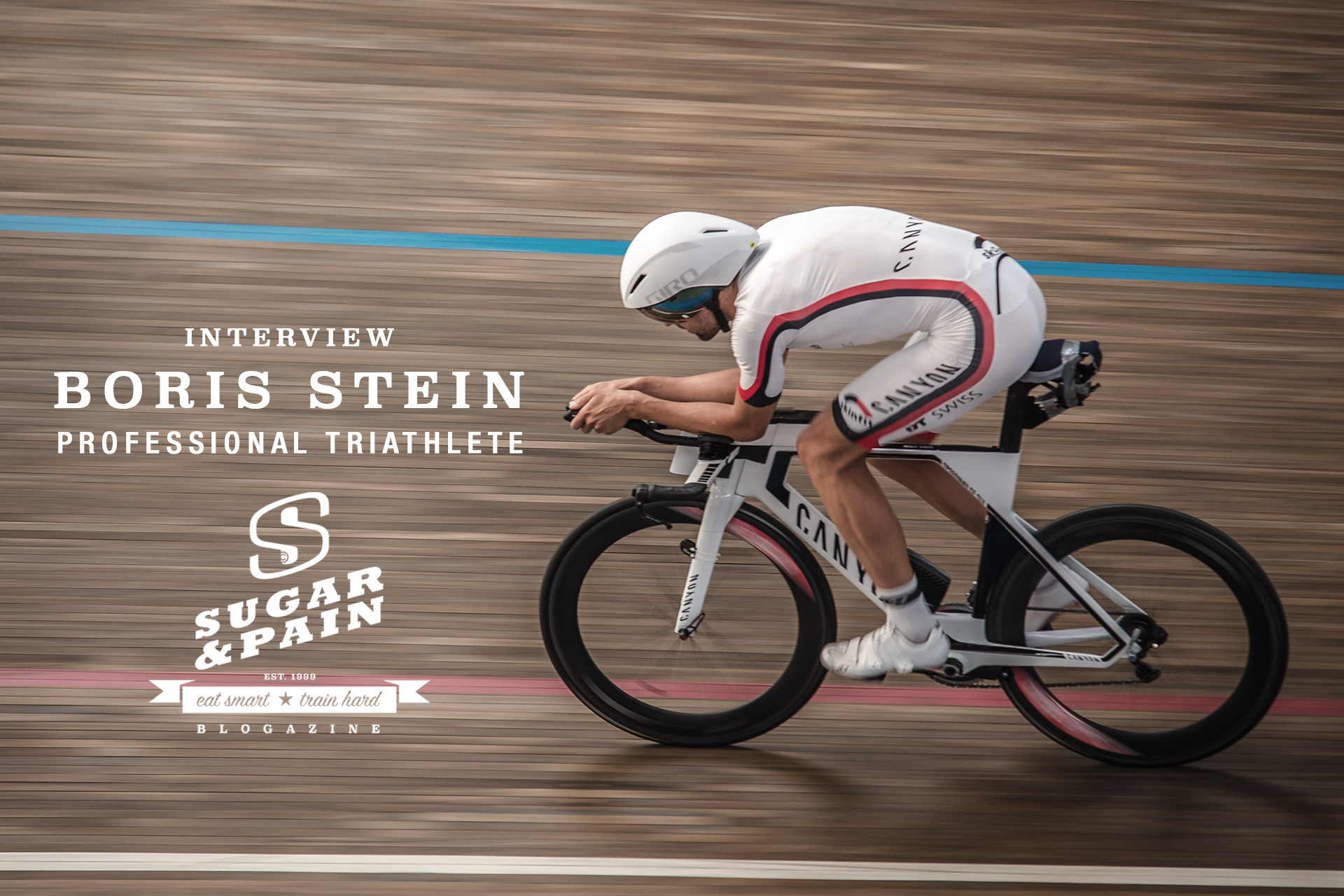 INTERVIEW BORIS STEIN Über seine Motivation, Triathlon und Doping / Aerodynamiktests mit dem Canyon Speedmax im