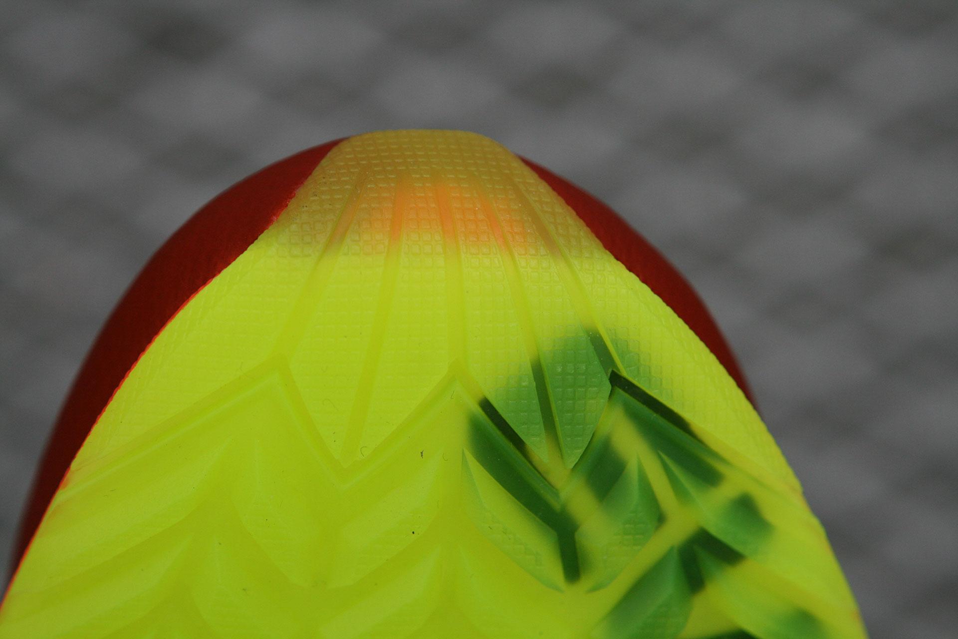 SAUCONY Freedom ISO: Mehr Freiheit, mehr Laufen / Der neu verwendete Crystal Rubber mit TRIFLEX Profil sorgt für exzellenten Grip und lange Haltbarkeit © stefandrexl.de