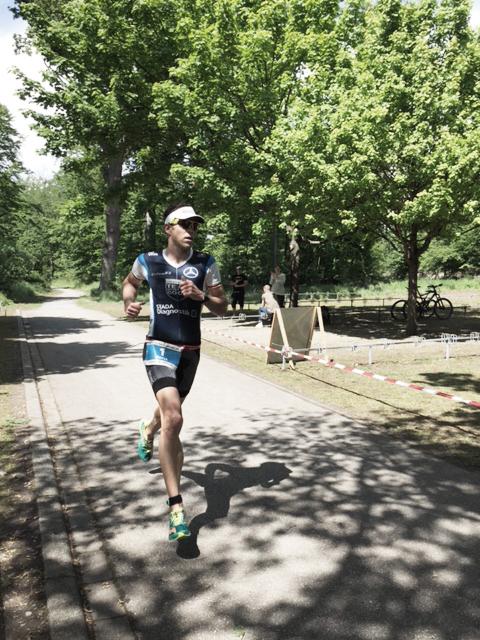 INTERVIEW HORST REICHEL Mehr Mokka, mehr Bike! / Der Lauf war top, der Darmstädter hatte einen guten Schritt und konnte ordentlich pushen beim Heidesee Triathlon 2017