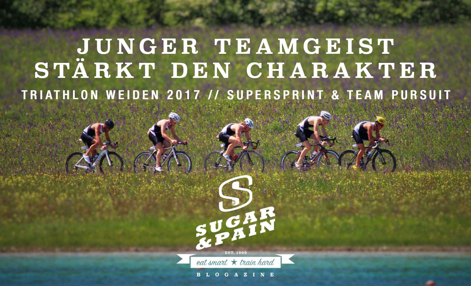 2017 0520 RACE TRI XS LIGA Weiden / Das SCPE Triathlon Team in der Triathlon Liga Bayern mit Regionalliga Mannschaftsverfolgiung auf der Ruderregatta München