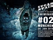 SUGAR & PAIN SWIMINAR #02 Richtige Kraultechnik - Besser Kraulschwimmen mit DTU Triathlon Trainer und Sportwissenschaftler, Stefan Drexl