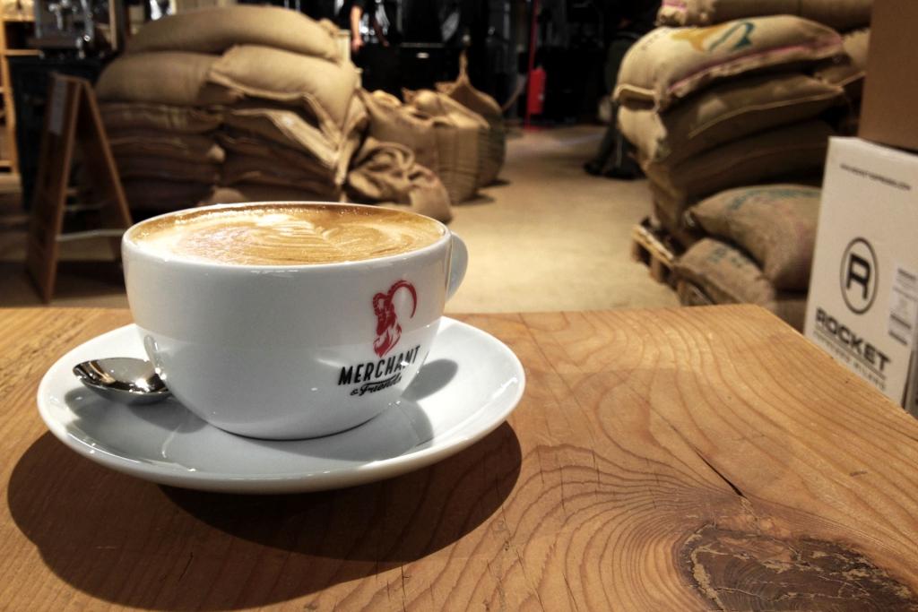SUGAR & PAIN X MERCHANT & FRIENDS / Weil wir Bock auf hervorragenden Espresso in hochwertiger Bio-Qualität haben © stefandrexl.com