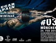 SUGAR & PAIN SWIMINAR #03 | DIE RICHTIGE KRAULTECHNIK mit DTU Triathlon Trainer und Sportwissenschaftler, Stefan Drexl © stefandrexl.com