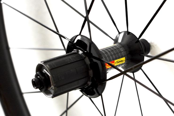 MAVIC COSMIC CXR 80 T Laufrad-Reifen-Kombination für mehr Aerodynamik / Produkttest / 05 © Stefan Drexl
