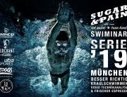 SUGAR & PAIN SWIMINAR SERIE 2019 / BESSER RICHTIG KRAULSCHWIMMEN - Das Schwimmseminar mit DTU Triathlon Trainer und Sportwissenschaftler, Stefan Drexl