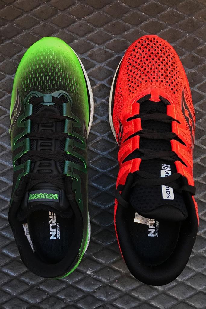 SAUCONY FREEDOM ISO 2 Mehr Komfort für weniger Freiheit - Der Laufschuhtest / Mehr Schuh, mehr Komfort, weniger Freiheiten © stefandrexl.com