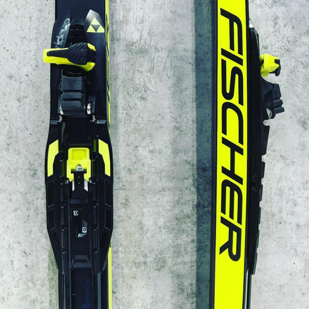 ISPO MUNICH 2019 Highlights / FISCHER Nordic Ski mit Update für Bindung und Ski © Stefan Drexl