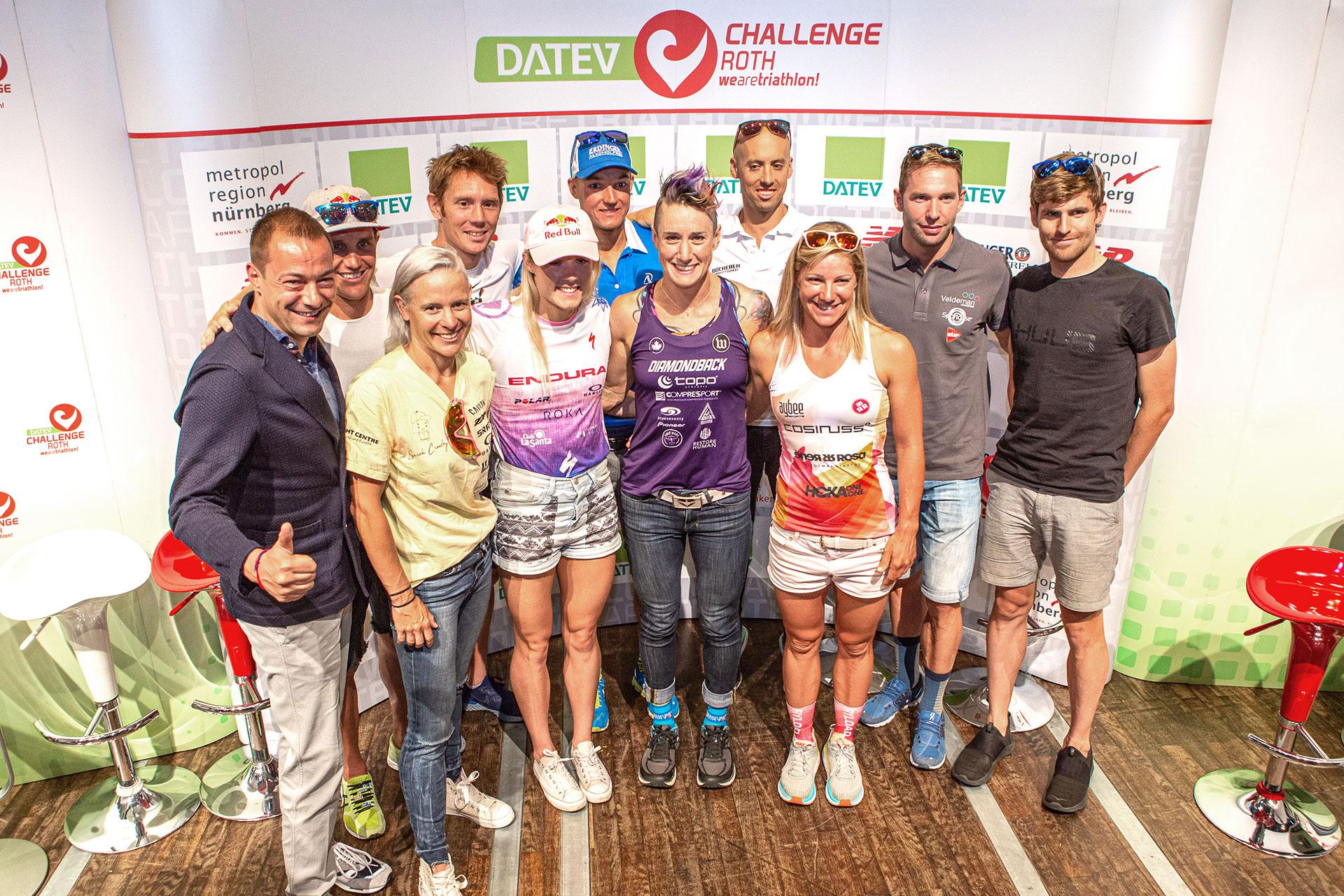 CHALLENGE ROTH 2019 Countdown des grössten Triathlon läuft