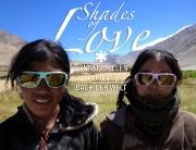 Titel SHADES OF LOVE – SONNENBRILLEN FÜR DAS DACH DER WELT © Shades of Love e.V.