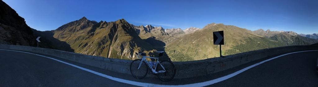 CLIMBING MOUNTAINS Alpenlegenden - Stelvio, Sella Ronda, Timmelsjoch, Oetztal GF / Timmelsjoch © Stefan Drexl