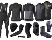 CYCLING Radbekleidung im Winter: Den Elementen trotzen, den Körper schützen © sugarandpain.com © Mavic