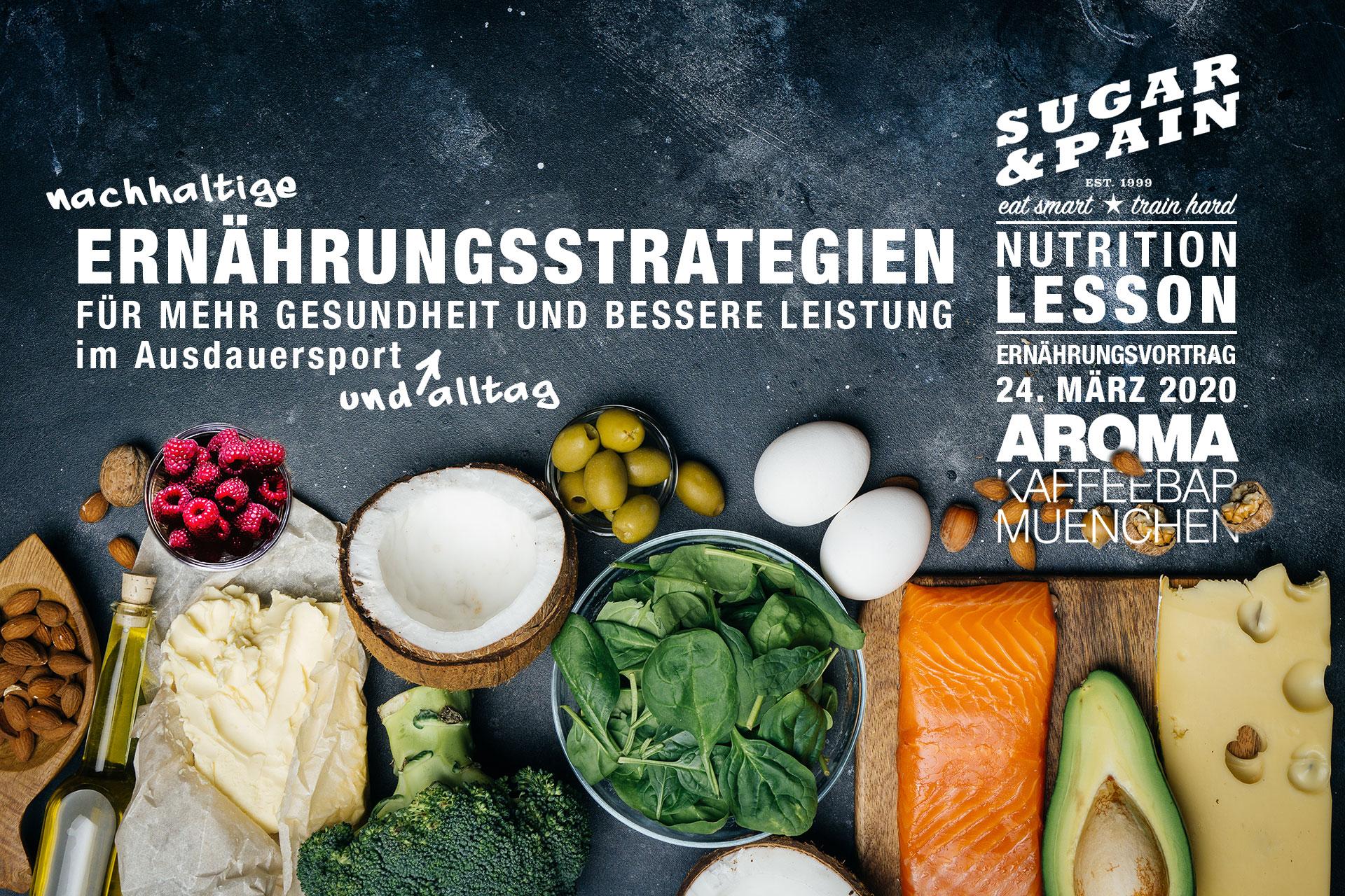 Nachhaltige Ernährungsstrategien für mehr Gesundheit und bessere Leistung © Adobe Stock