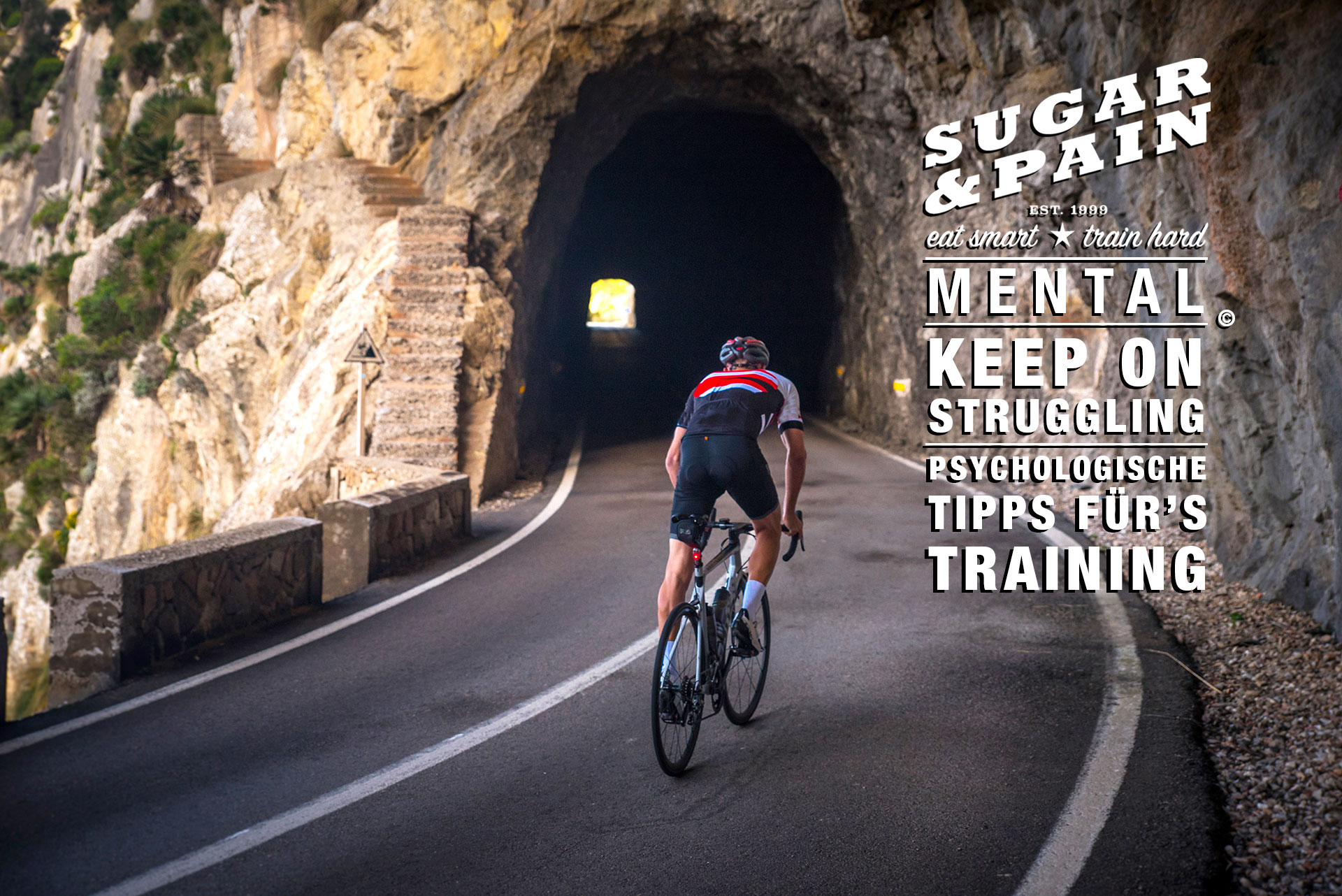Weiterstrampeln in herausfordernden Zeiten im Triathlon – Ein Licht am Ende des Tunnels © sugarandpain.de / Adobe Stock