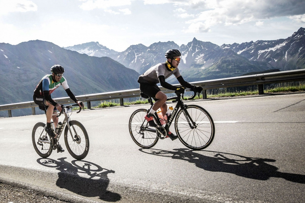 SUGAR & PAIN TRI CAMP #CH21 © SUGAR & PAIN / Engadin Radmarathon
