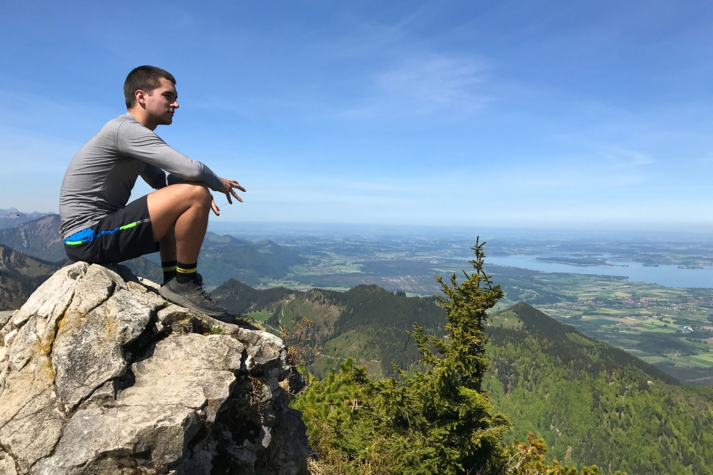 SUGAR & PAIN TRI CAMP #CH20 – Das Triathlon Traningslager im Chiemgau 2020 / Gute Aussichten & viel Spass @ Stefan Drexl