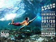 SWIMINAR #SURFIT Mit richtiger Kraultechnik fit für den Surftrip / Titel © SUGAR & PAIN / Stefan Goetzelmann