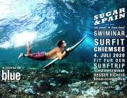 SWIMINAR #SURFIT CHIEMSEE Mit richtiger Kraultechnik fit für den Surftrip / Titel © SUGAR & PAIN / Stefan Goetzelmann