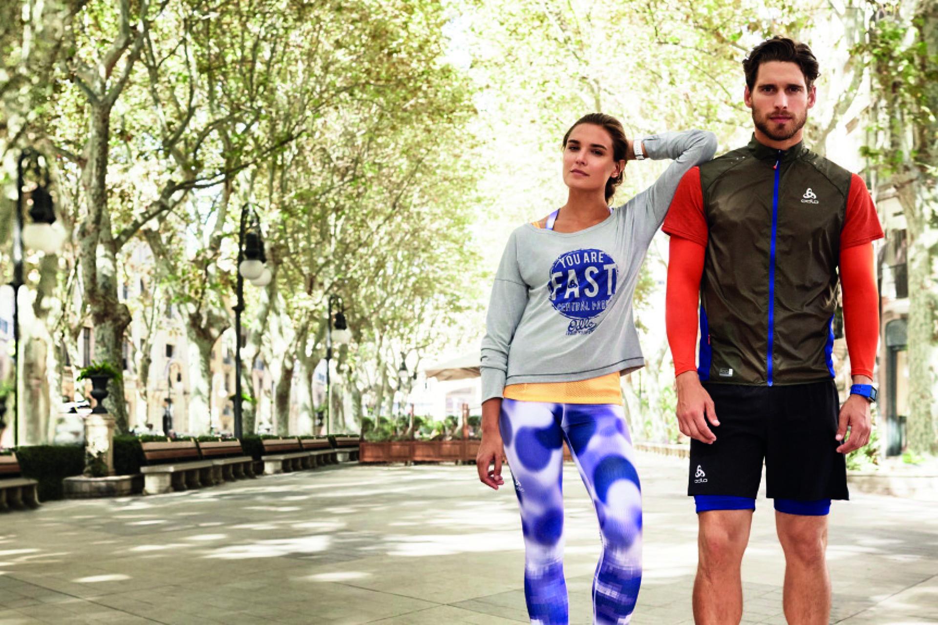 Laufen ist ein Sport, der immer beliebter wird. Viele Menschen nutzen ihre Freizeit, um bei Lauftouren im Stadtpark oder im Wald neue Energie zu tanken und den Alltagsstress hinter sich zu lassen. Für alle Laufbegeisterten bietet Odlo auch in der kommenden Saison SS15 eine professionelle Running-Kollektion an