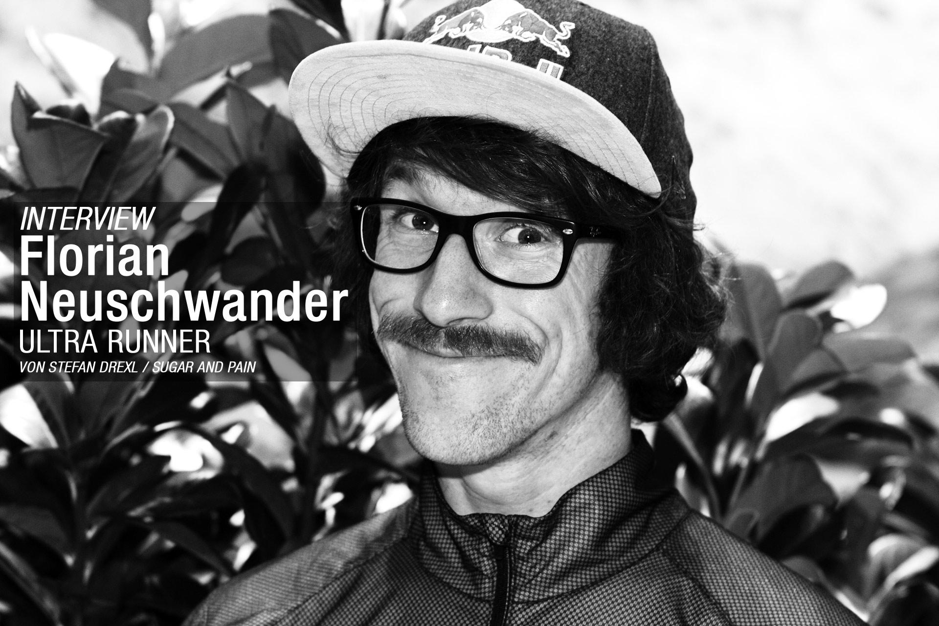 """INTERVIEW Florian Neuschwander, Ultrarunner """"Der WM Titel über die 100 Kilometer wäre ein Traum"""" © stefandrexl.de"""