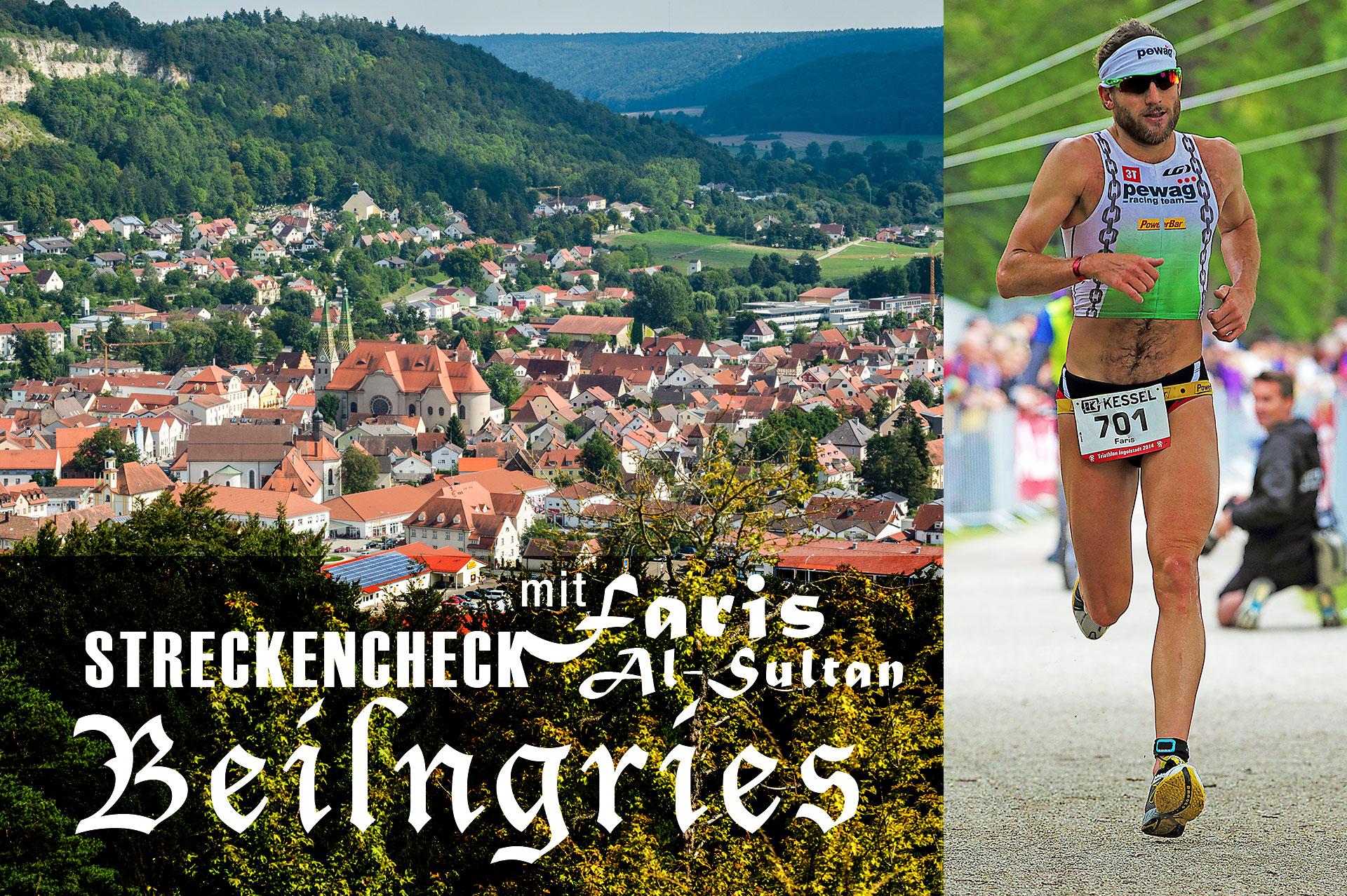 SAVE THE DATE Streckencheck Beilngries mit Faris Al-Sultan © Stadt Beilngries / © Ingo Kutsche