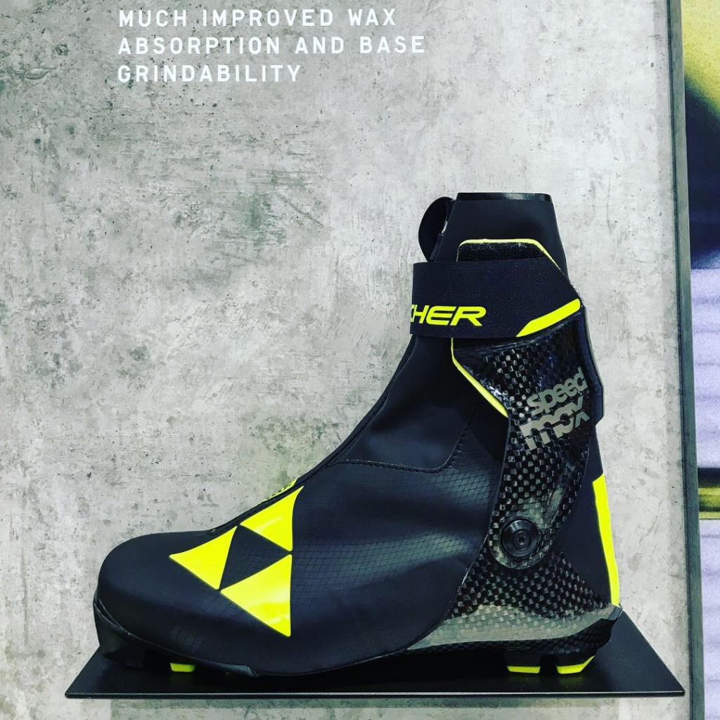 ISPO MUNICH 2019 Highlights / FISCHER Nordic Ski mit neuen Skating Schuhen und Classic Schuhen zum Langlaufen © Stefan Drexl