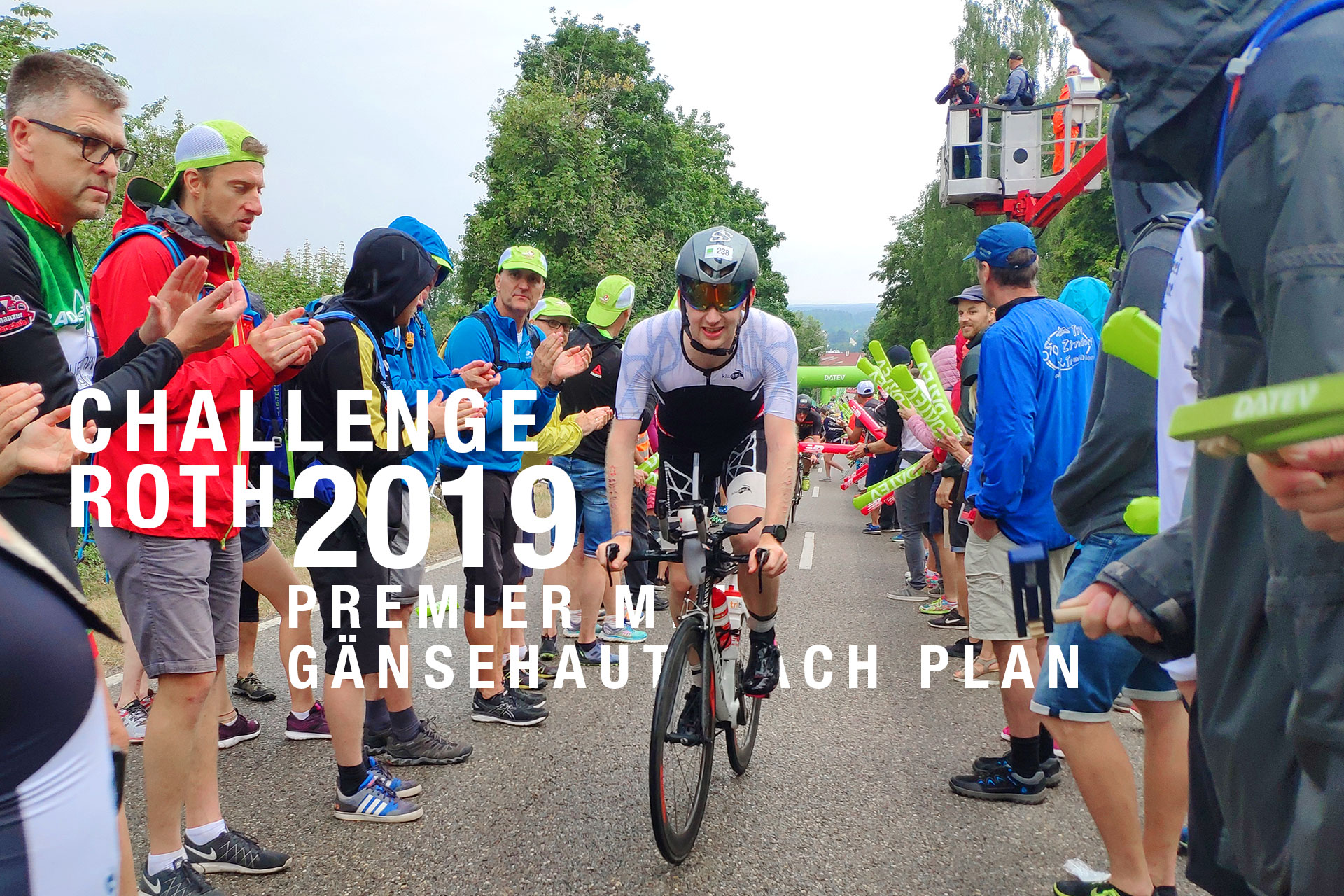 CHALLENGE ROTH 2019 PREMIER MIT GÄNSEHAUT NACH PLAN @ Jarit Lötz