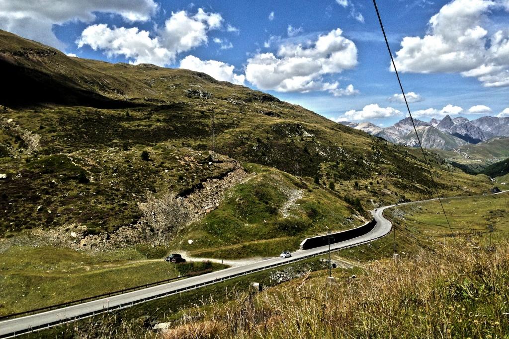 CLIMBING MOUNTAINS Alpenlegenden - Stelvio, Sella Ronda, Timmelsjoch, Oetztal GF / Foscagno © Stefan Drexl