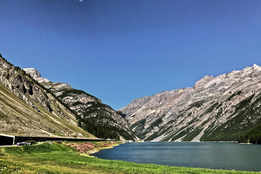 CLIMBING MOUNTAINS Alpenlegenden - Stelvio, Sella Ronda, Timmelsjoch, Oetztal GF / Livigno © Stefan Drexl