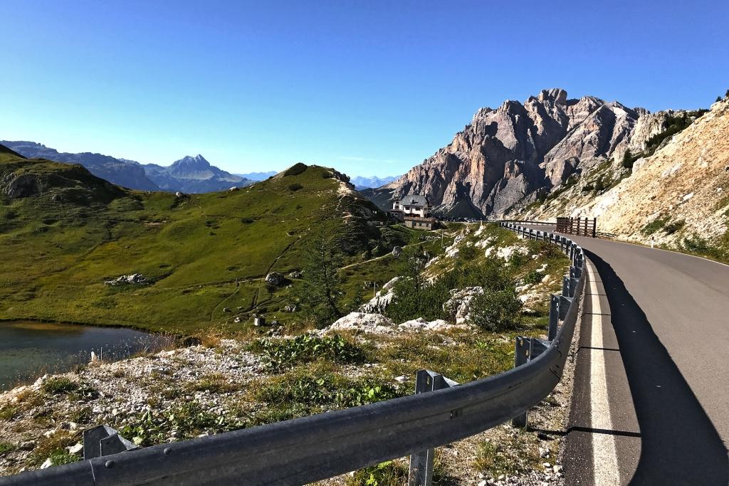 CLIMBING MOUNTAINS Alpenlegenden - Stelvio, Sella Ronda, Timmelsjoch, Oetztal GF / Valparola © Stefan Drexl
