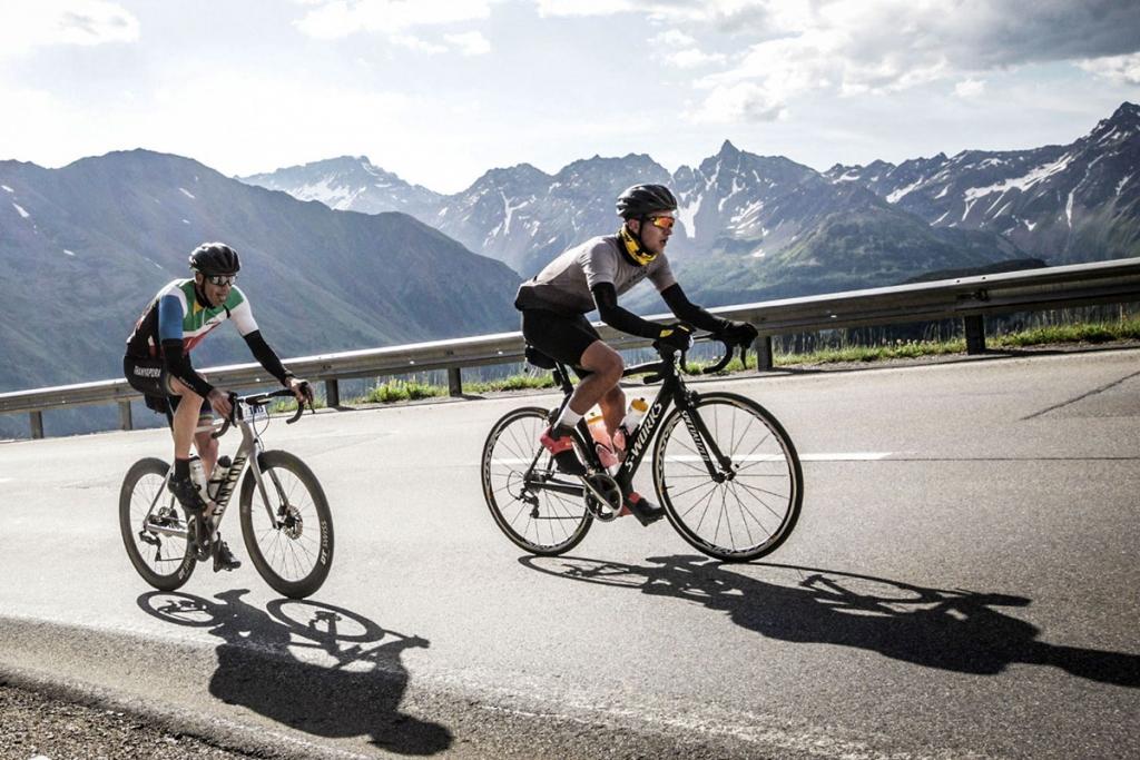 SUGAR & PAIN TRI CAMP #CH21 © SUGAR & PAIN / Engadin Radmarathon