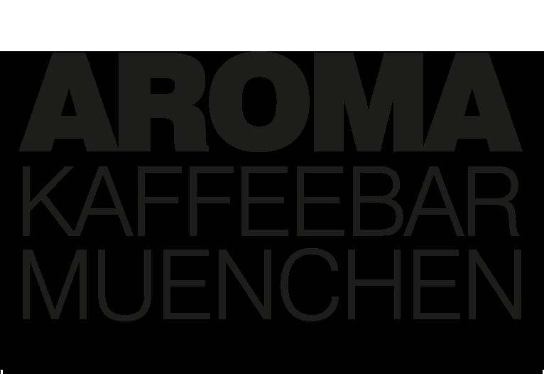 AROMA Kaffeebar München Logo