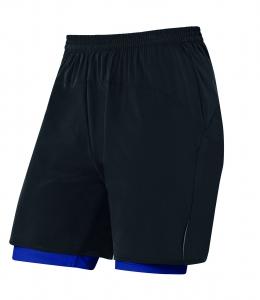 Perfekt ergänzt wird das Outfit für Männer mit den Odlo Endurance KANON Shorts aus einem sehr leichten Material. Der Bund dieser Shorts ist verstellbar, so kann die Hose dem Körper perfekt angepasst werden. Durch die integrierten Tights reduziert die KANON Shorts Vibrationen und hält die Muskeln an ihrem Platz.