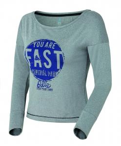 Dazu passt das Odlo Endurance TEBE T-Shirt mit stylischem Aufdruck perfekt, das durch seine schnelle Rücktrocknung überzeugt.